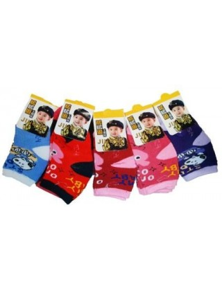 "Детские махровые носки ""JinGya"", В/213"