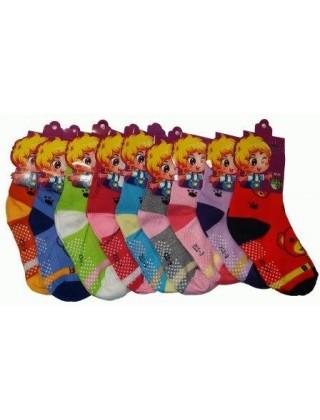 """Детские носки с тормозами """"Корона"""",С/3316"""