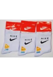 """Белые мужские носки """"Nike"""""""