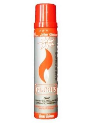 """Газ для заправки зажигалок """" Globus """""""