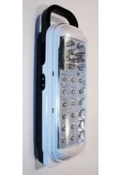 Светодиодная аккумуляторная панель A-1809 18+5 LED
