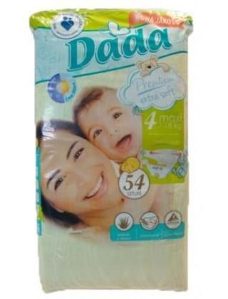 """Памперсы """"Dada"""",7-18 кг"""