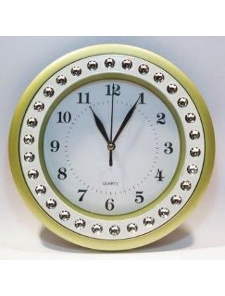 """Часы настенные """" Quartz """", рельеф"""