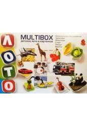 "Лото в картинках "" МultiBox """