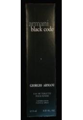 "Мужские духи ""Armani Black Code"""