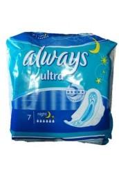 """Женские прокладки """"Always"""" ultra ночные"""