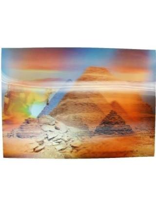 """Салфетка пластиковая """" 3D """", Египет"""