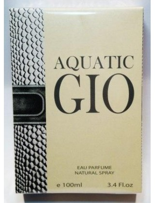 """Мужской аромат """"Aquatic Gio"""""""