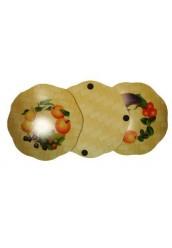 """Подставки для тарелок """"Бамбук"""""""