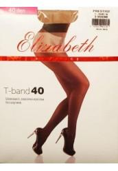 Колготы Elizabeth Prestige 40 den Т-band