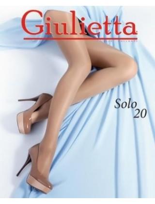GIULIETTA Solo 20, Акция