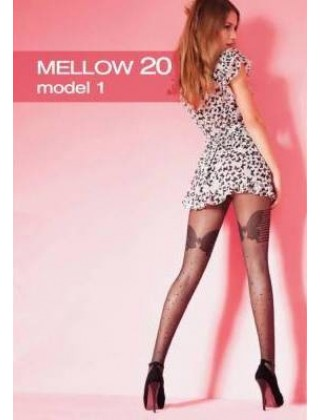 Колготки Giulia MELLOW 20 den, №1