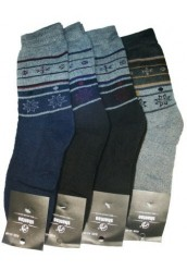 "Махровые мужские носки ""ShanTao"", K/33"