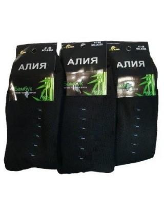 """Мужские махровые носки """" Алия """" бамбук"""