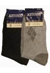 "Мужские носки ""Житомир"" сетка"