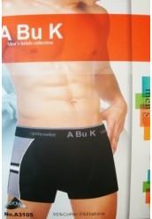 """Трусы мужские, боксеры """"A Buk"""", А/3105"""
