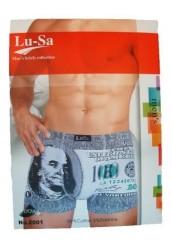 """Мужские трусы """" Lu-Sa """", рисунок доллара"""
