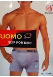 """UOMO """"G-768"""" ,боксеры мужские"""