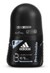 Мужской дезодорант Adidas Action 3 Pro Invisible 50ml