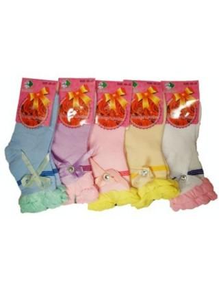Носки детские с бантиком