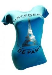 """Женская футболка """" De Paris """""""