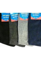 Носки мужские однотонные