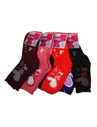 "Махровые носки ""SOCKS""02"